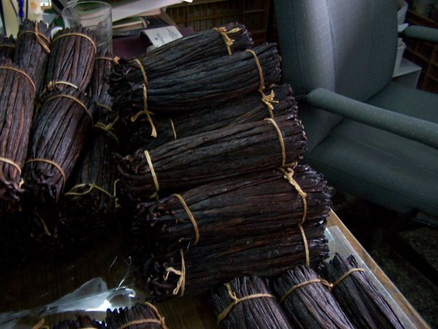 Vanilla Beans From Papua New Guinea. High Quality AAA+!!!