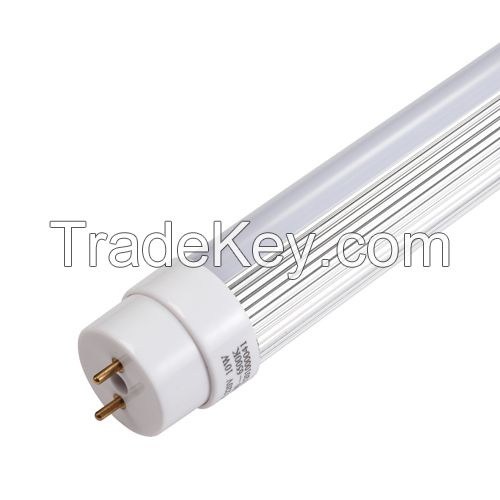 T8 28w 1.5m 80-90 lm/w led tube lighting with white/warm white color
