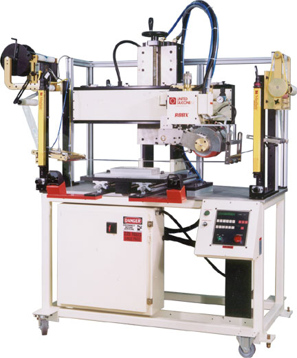 Hot Stamping Machine