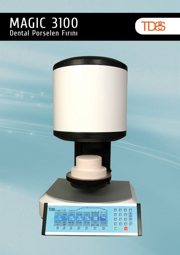 TDSS Magic 3100 Porcelain Furnace