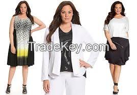 Ladies Plus Size Clothing
