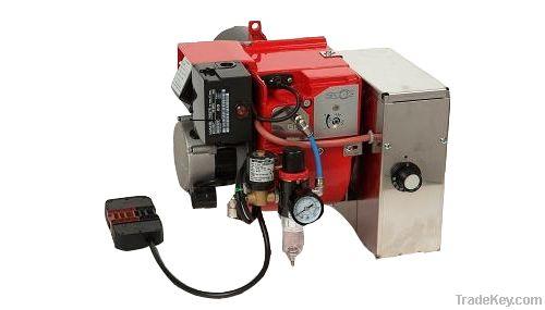 waste oil burner STW 120 with compressor