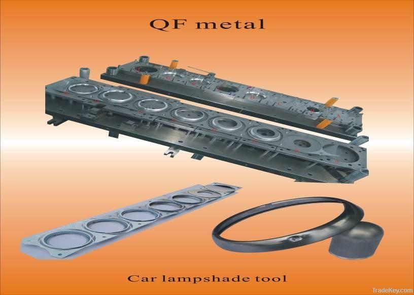 Molds, Metal Tooling, Progressive Die
