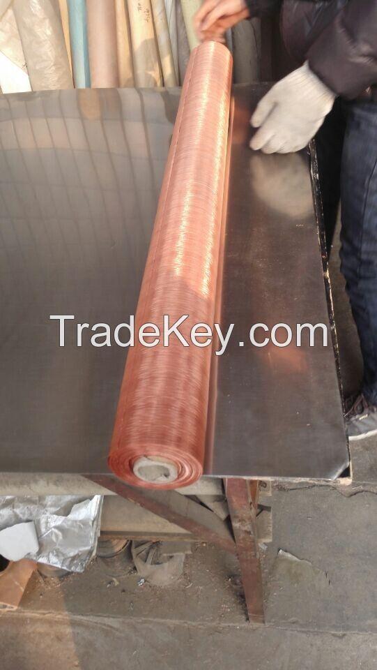 99.9% copper mesh