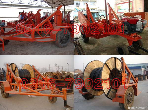 Drum Trailer/Cable Winch