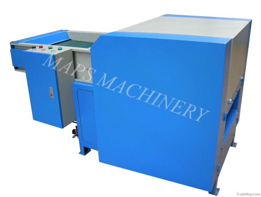 Fiber Carding Machine