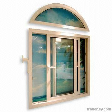 UPVC windows