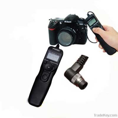 Timer Remote Shutter For Nikon MC36