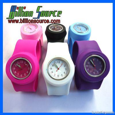 Silicone Slap Watch