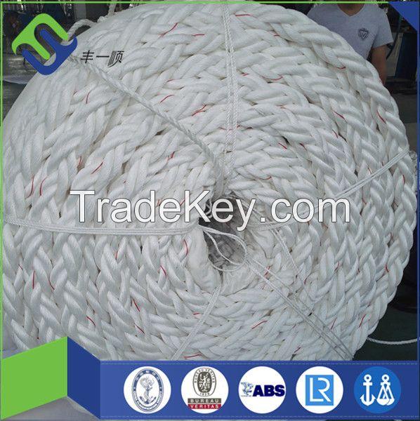 8 strand polypropylene rope for sale