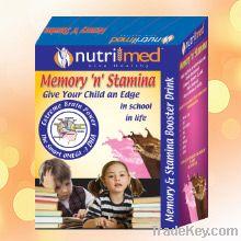 Nutrimed Memory n Stamina