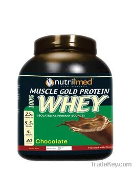 Nutrimed Protein Powder Supplements