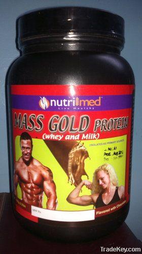 Nutrimed Mass Gold