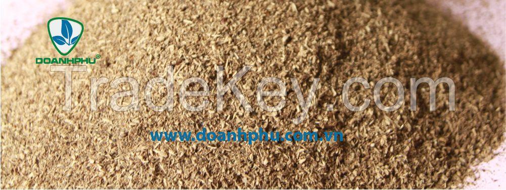 Ethanol cassawa residue