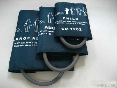 Adult single tube of blood pressure cuff