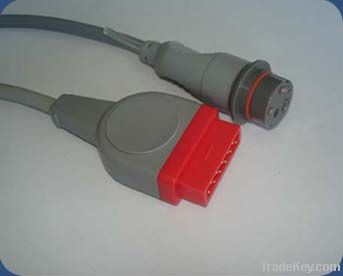 Invasive Blood Pressure trunk cable