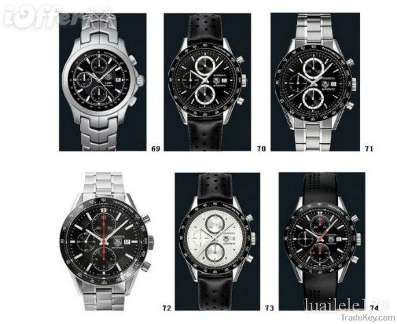 New TAG  Monaco automatic men 's and women watches Wristwatches