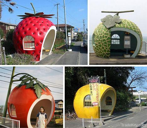 fruit pavilion