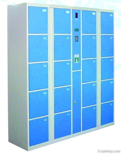 Intelligent Automatic Locker Cabinet