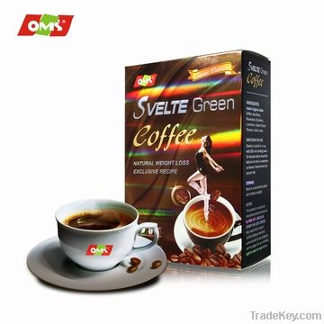 slimming coffee Svelte Green Coffee hot new products for 2011