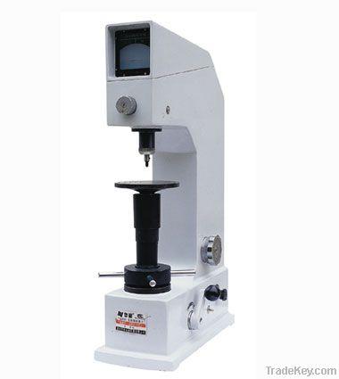 Model HBRV-187.5 brinell vickers rockwell hardness tester