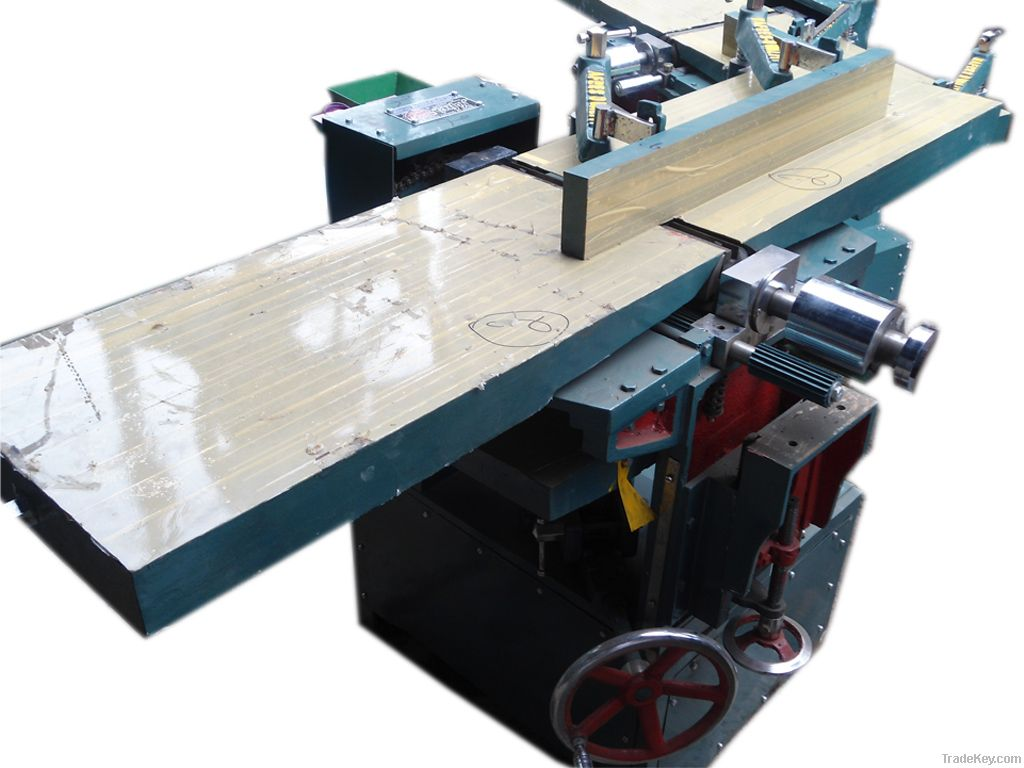 wood surface planer machine