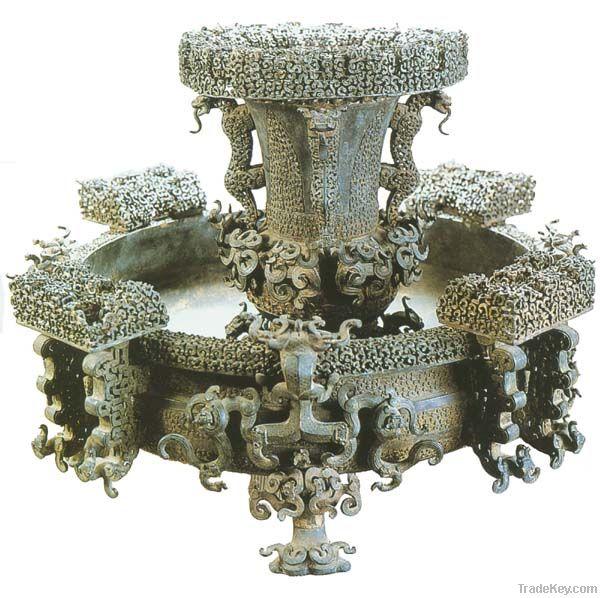 Bronze ZengHou Yi Zun Pan
