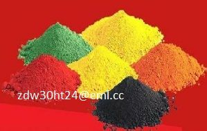 Iron Oxide Red/Black/Green/Blue/Yellow