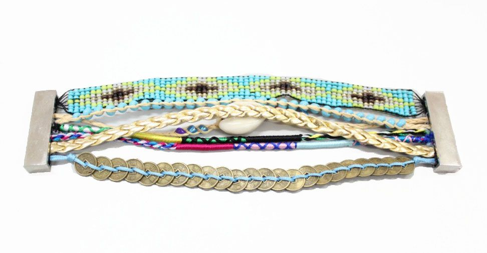 Fashion Friendship Bracelet