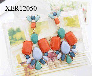 Fashion Stone Earrings