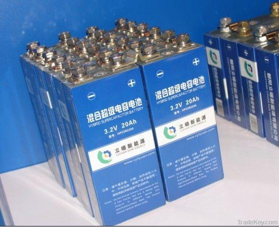 E-Bike Lithium Battery (3.2v)