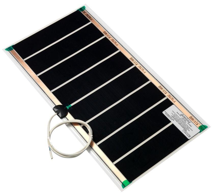 demista - Heated Mirror Demister Pad - 584mm x 274mm - Mirror Defogger