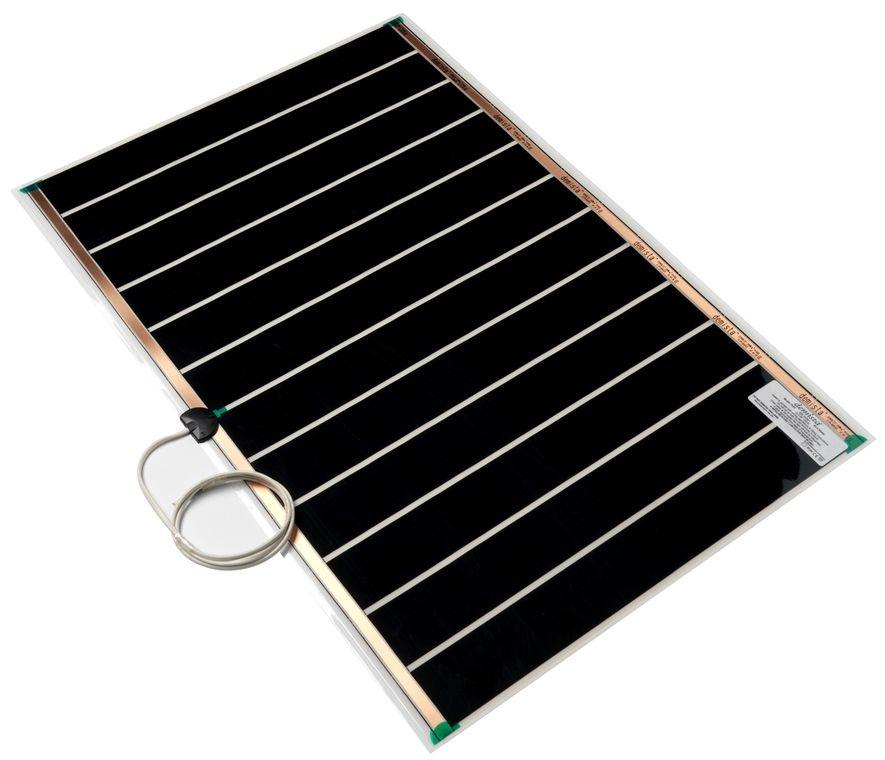 demista - Heated Mirror Demister Pad - 785mm x 524mm - Mirror Defogger