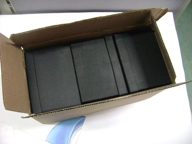 Deluxe Leather Single Watch Storage Box