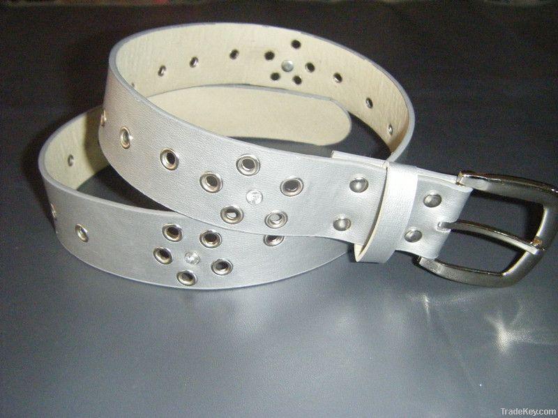 fashion pu belt/men and women's belt/waist belt