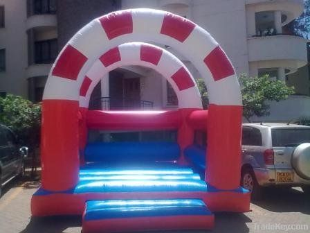 bouncing castles and tents for sale and hire