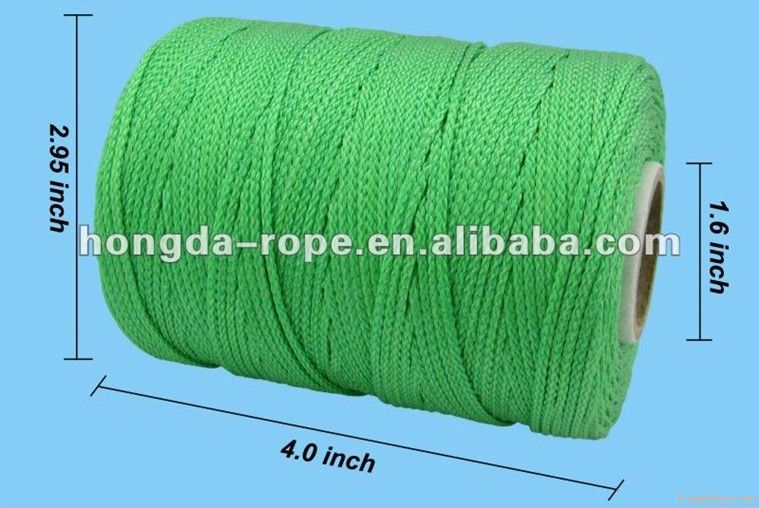 braided nylon mason twine
