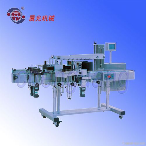 Automatic Double Sides Self-adhesive Sticker Labeling Machine