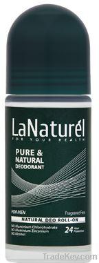 LeNaturel  Roll On Deodorant