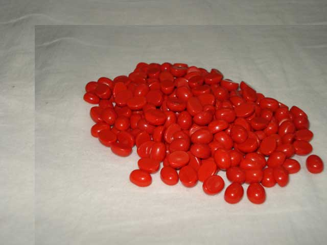 synthetic Red coral