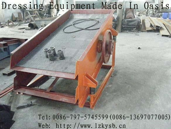vibrating screen, Drum screen/ Sizing Trommel/ Trammel screen,