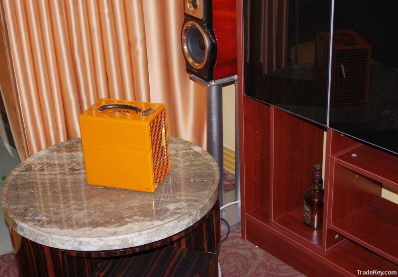 environmental friendly portable air purifier with CO2 sensor