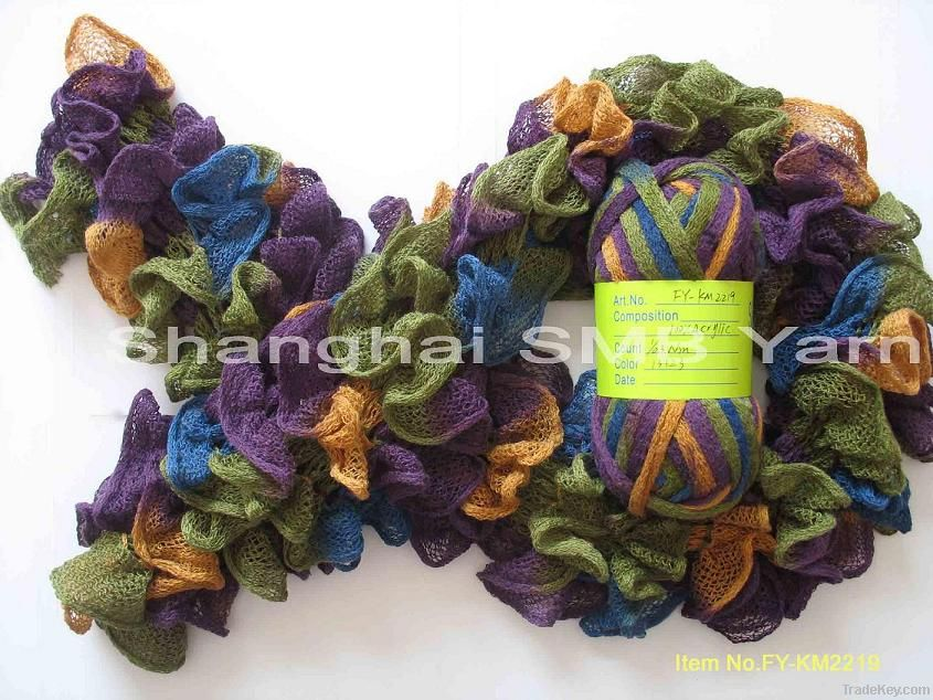 fishing net yarn for hand knitting