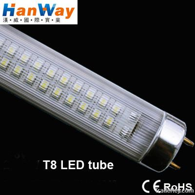 LED T8 tube hanging lamp indoor use