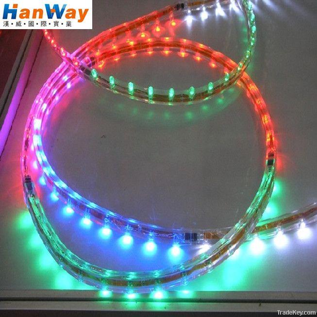LED Flex Silicon Strip for auto decor