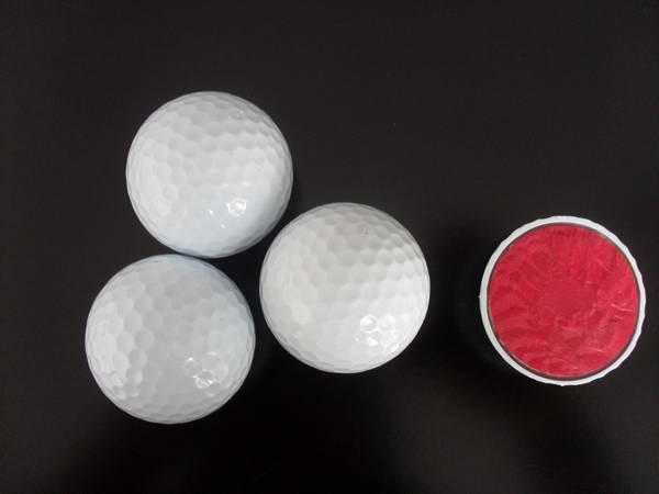 Tournament golf ball(3 pcs )