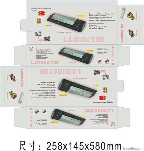 Laminator: LM-330i