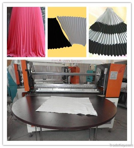 Sunray Pleat Machine