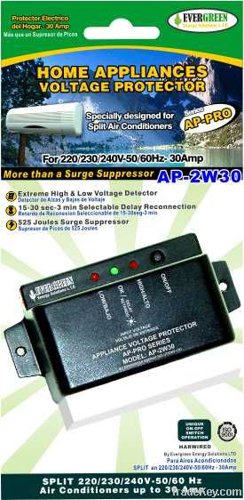 SURGE AND EXTREME VOLTAGE PROTECTION FOR APPLIANCES AP-PRO