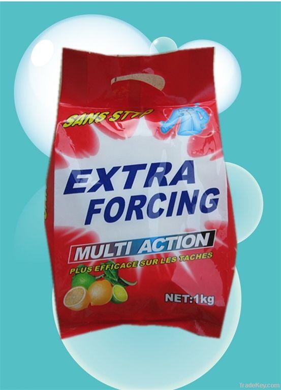 High Foam Detergent Powder